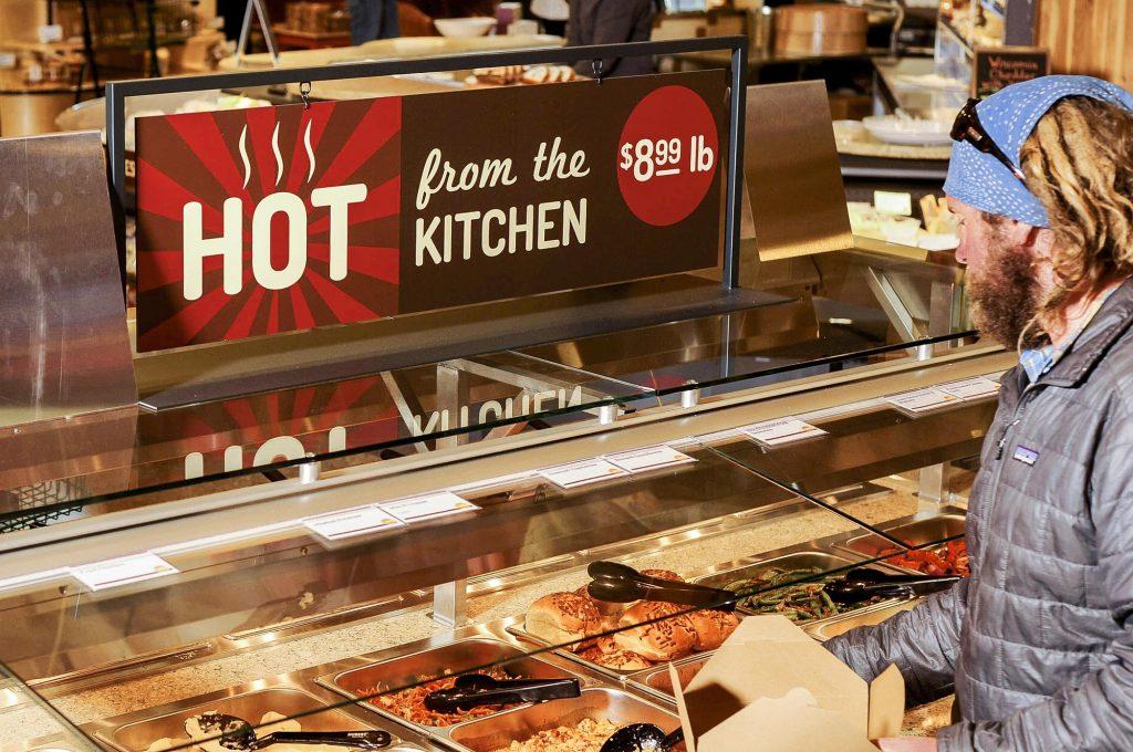 Hot Food Bar