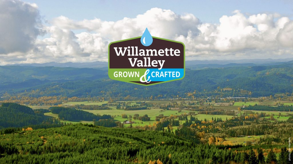 Willamette Valley Grown & Crafted